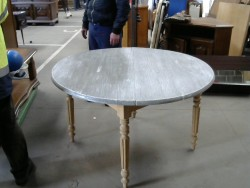 table relookée