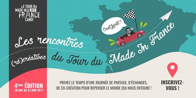 Le Tour du Made in France passe par chez nous !